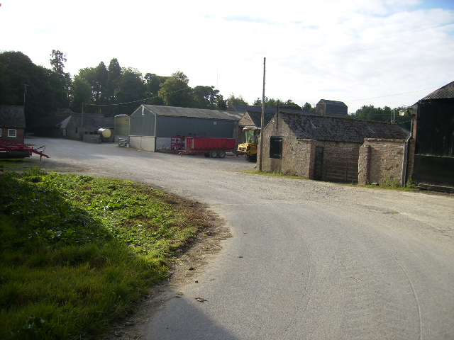 Farmyard at Place Newton