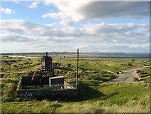 O1575 : Redundant lighthouse at Mornington, Co. Meath by Kieran Campbell
