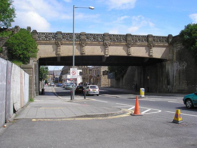 Yorkshire Street, Burnley, Lancashire