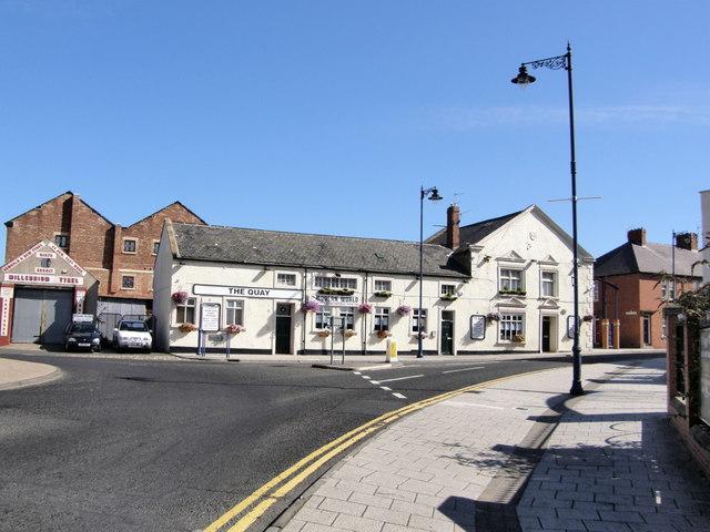 The Quay (Public House) - Blyth