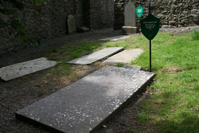 Grave at Saint Mullins