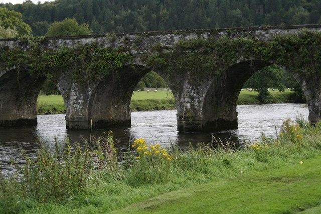 Bridge at Inistioge