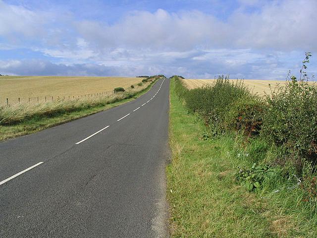 The road to Grangemoor