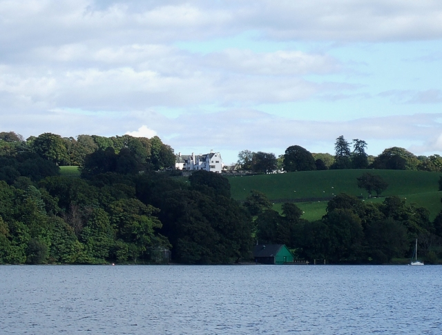 Blackwell  (house), Bowness-on-Windermere