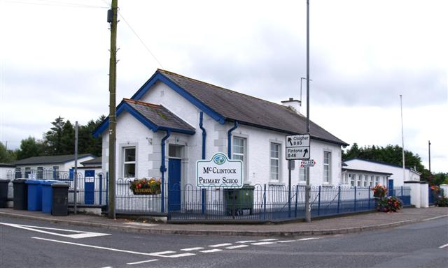 McClintock Primary School, Seskinore
