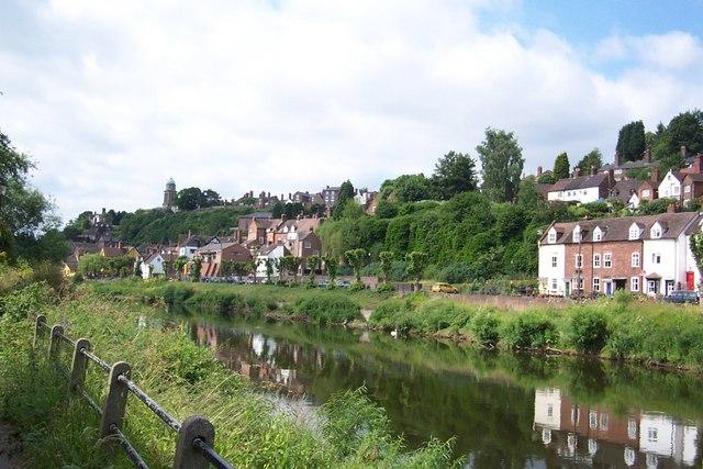 River Severn, Bridgnorth