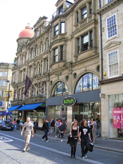 Blackett St. Newcastle Upon Tyne