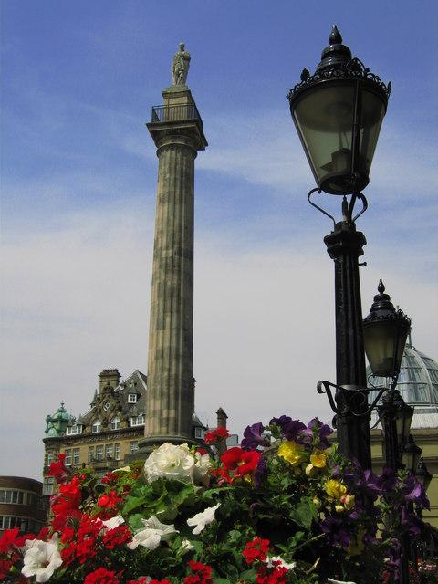 Earl Grey Monument, Newcastle Upon Tyne