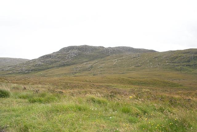 Abhainn Droma Valley