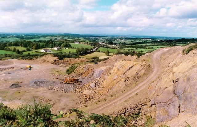 Quarry at Ardkill More, Co. Cavan
