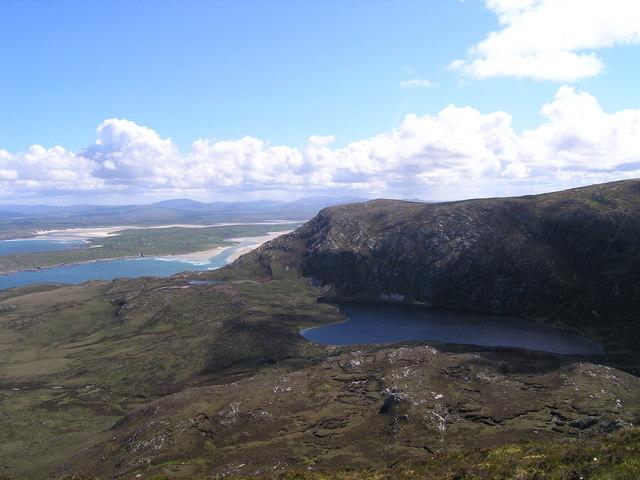 Lough Croaghballaghdown