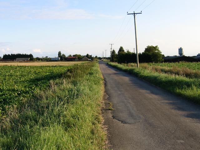 Cross Road, Burrow Moor, March, Cambs