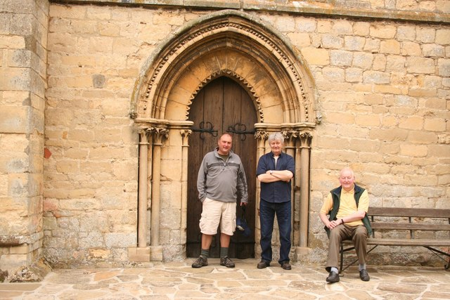 Three Wise Men ?