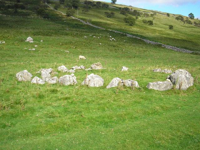 Yockenthwaite Stone Circle