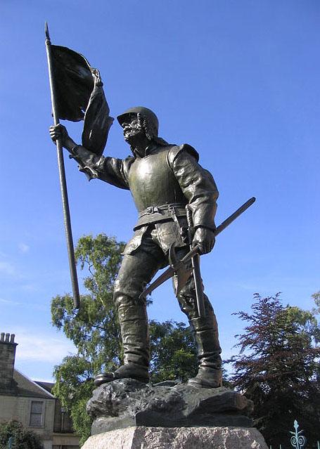 The Fletcher Statue
