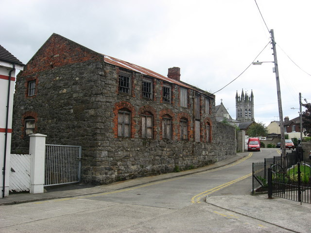 Old Warehouse, John Street, Dundalk