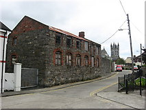 J0407 : Old Warehouse, John Street, Dundalk by Kieran Campbell