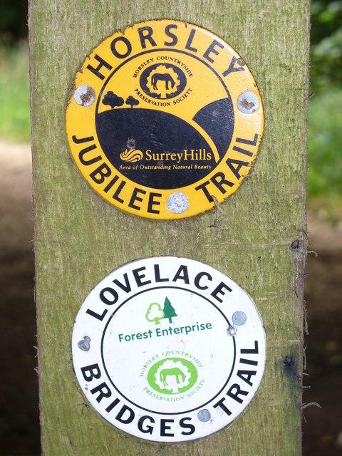 Waymarkers, Oldlands Wood