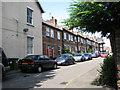 TG0433 : Melton Street by Evelyn Simak