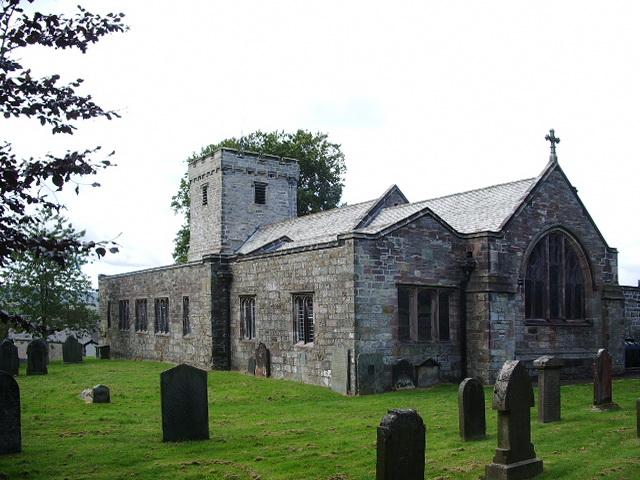 Church of St Michael, Shap