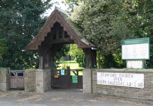 St John the Baptist lych gate
