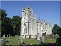 TA1439 : St Augustine's Church, Skirlaugh by Paul Glazzard