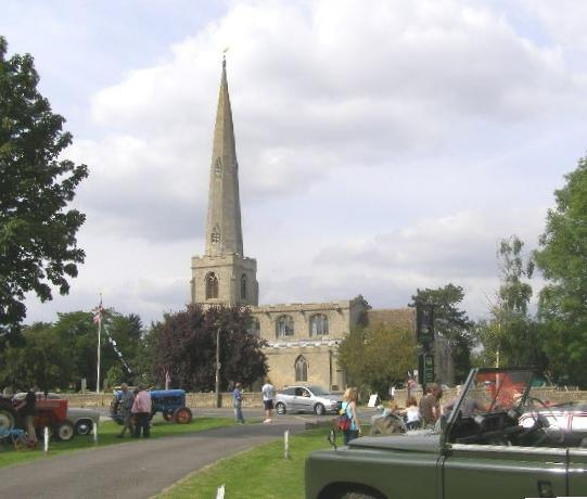 St Benedict's Church, Glinton
