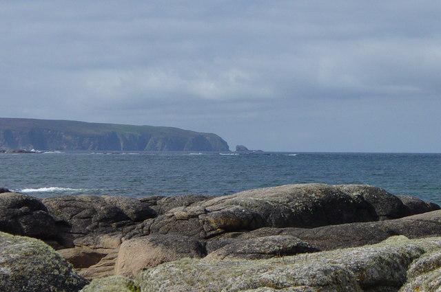 Torneady Point, Ballintra Townland, Arainn Mhor