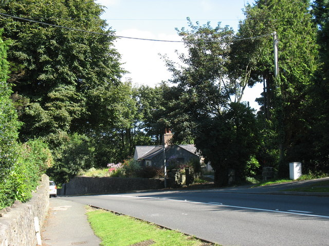 Character cottage in Treborth Road
