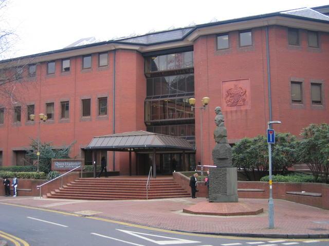Queen Elizabeth Law Courts