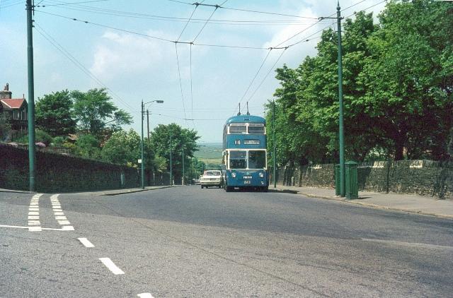British Trolleybuses - Bradford