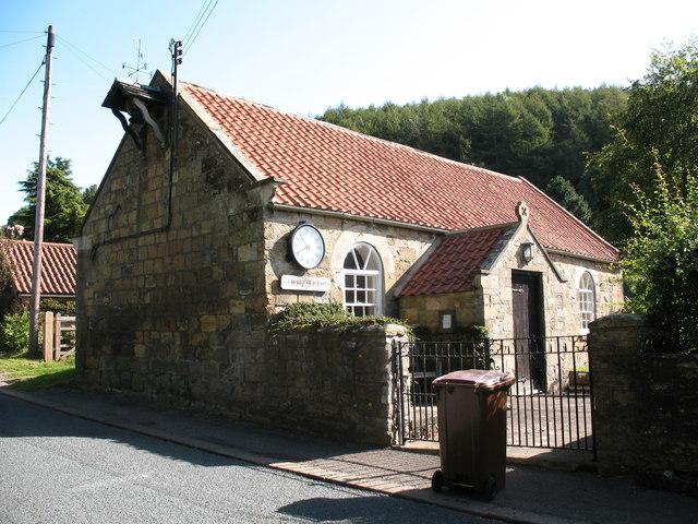 Church of St Thomas, Wass