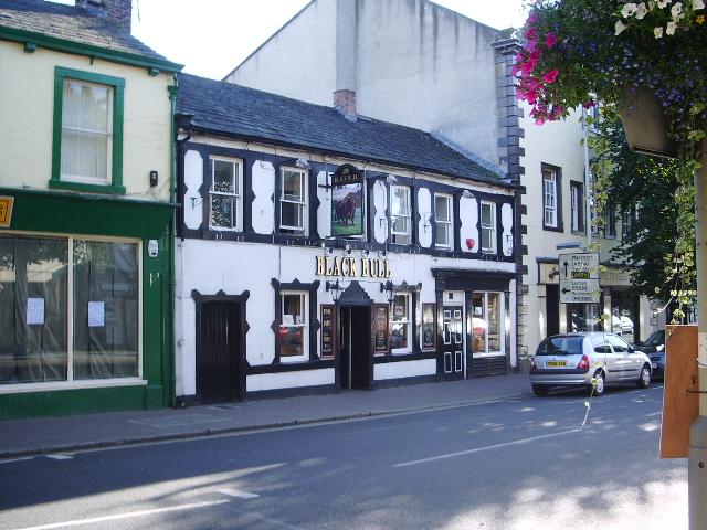 The Black Bull, Main Street, Cockermouth