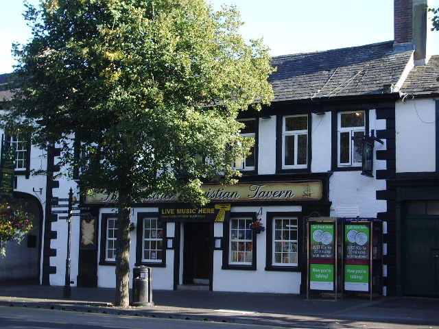 The Fletcher Christian Tavern, Main Street Cockermouth