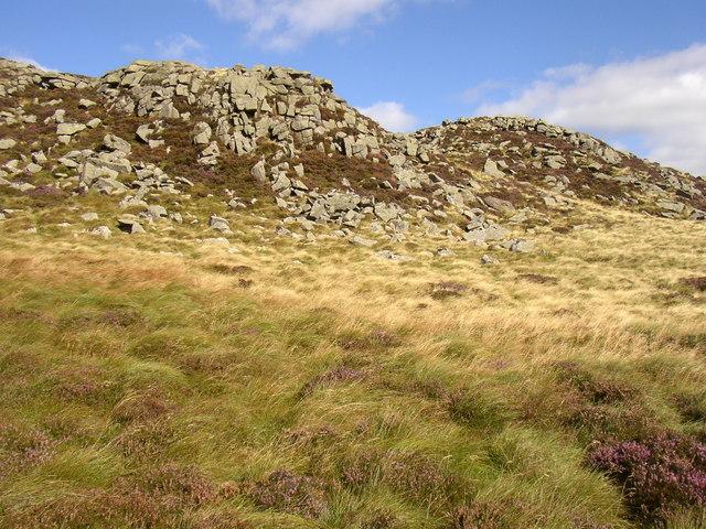 Great Standrop, near Linhope, Ingram Valley