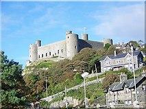 SH5831 : Harlech Castle by Maigheach-gheal