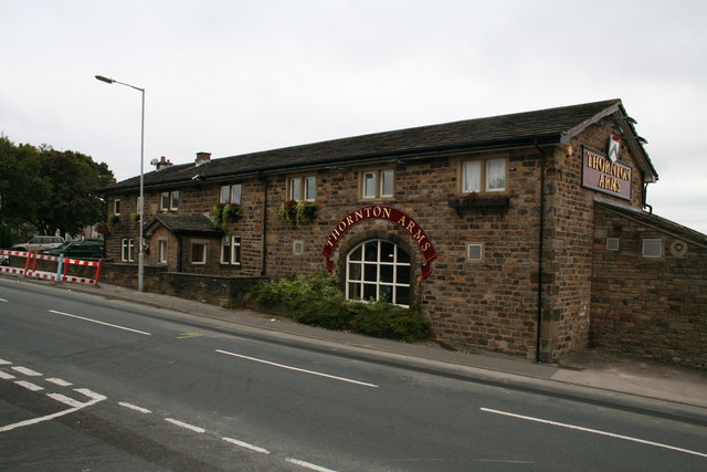 Thornton Arms, Burnley