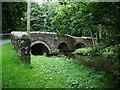 NY0723 : Ullock Bridge by Alexander P Kapp