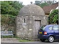 ST6163 : Pensford lock-up, Publow Lane by Brian Green