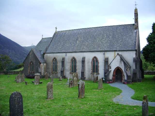 The Parish Church of St Bartholomew, Loweswater