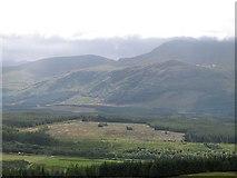 NN1779 : Leanachan Forest by Richard Webb