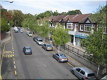 TQ4088 : Snaresbrook: Station Parade, E11 by Nigel Cox