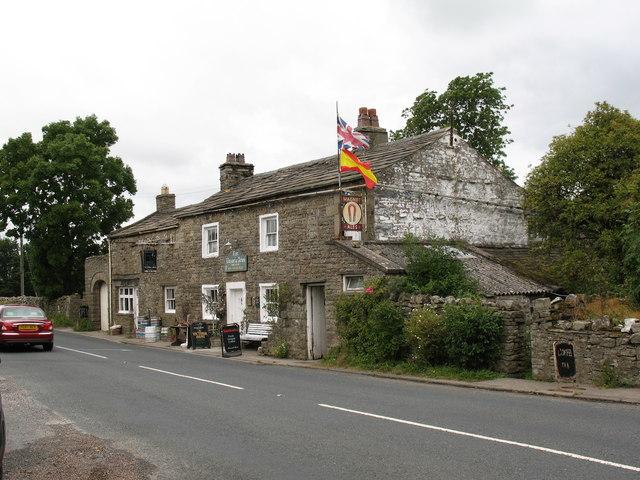 The Victoria Arms, Worton.