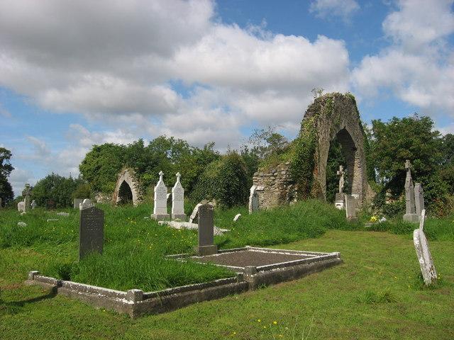 Medieval parish church, Moorechurch