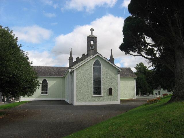 St. Catherine's Church, Ballapousta, Ardee
