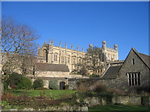 SP5105 : Christ Church by David Stowell