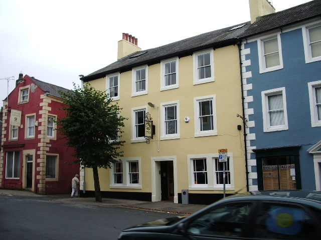Bar 1761, Market Place, Cockermouth