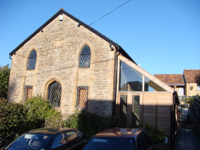 Converted Chapel on the High Street