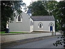 O1060 : Church at Clonalvy, Co. Meath by Kieran Campbell