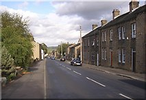 SE1614 : Westgate, Almondbury by Humphrey Bolton